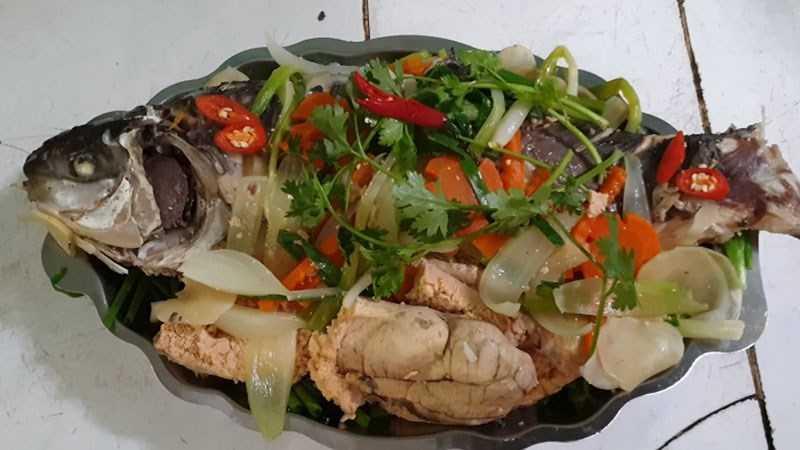 6 món ăn từ cá trôi