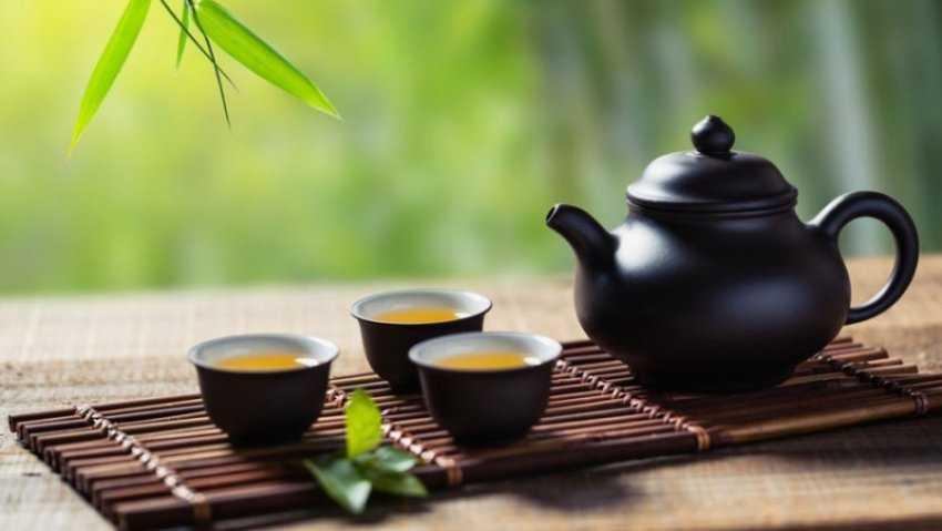8 cách uống trà xanh