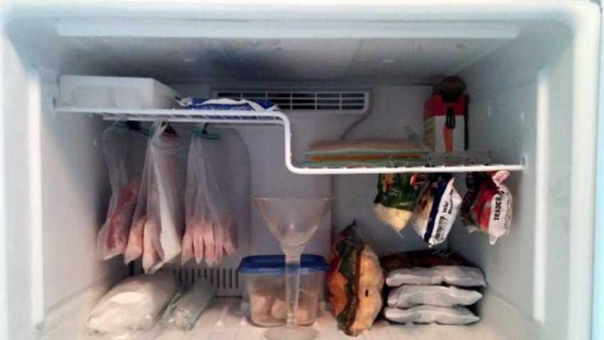 Giữ lạnh thức ăn