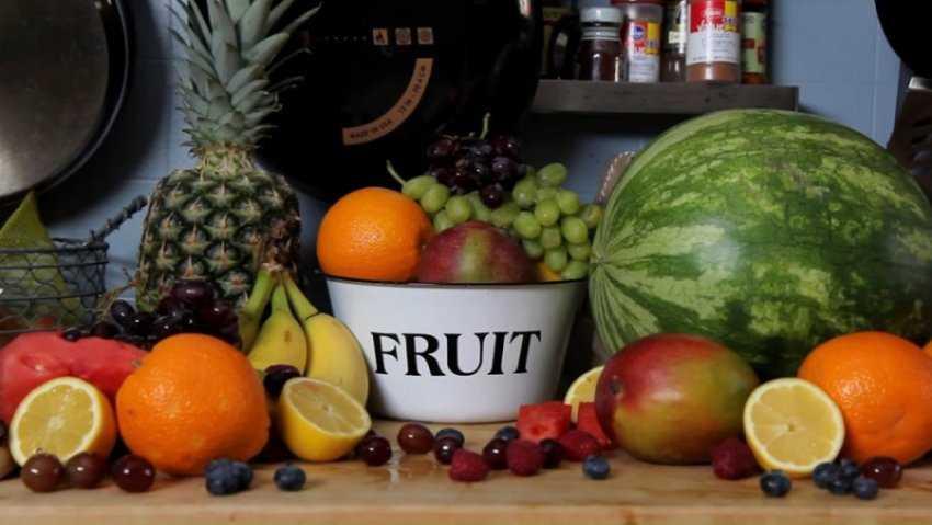 Mẹo đơn giản với trái cây