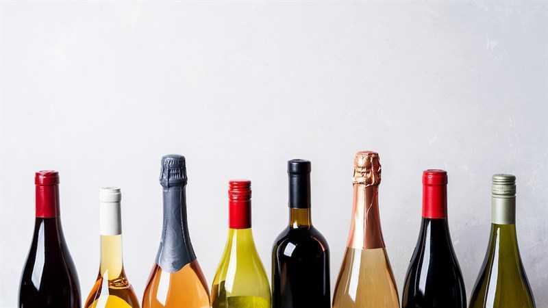 giá rượu vang