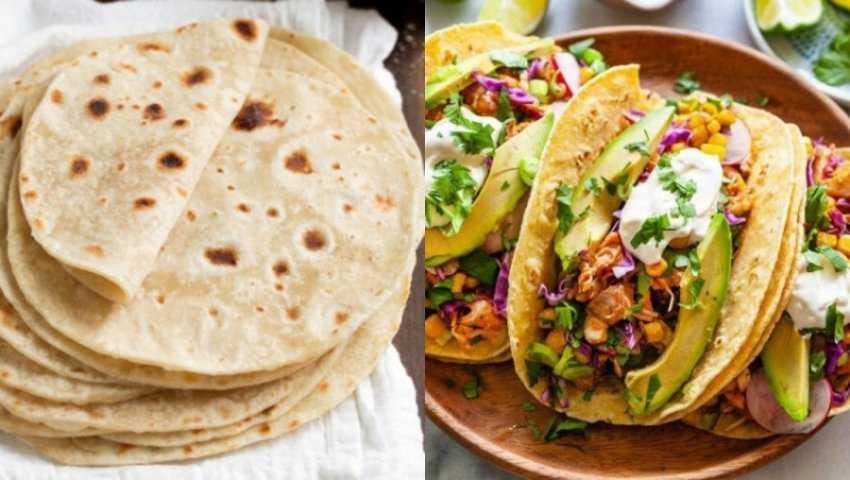 Tortilla là gì?  Tacos là gì?