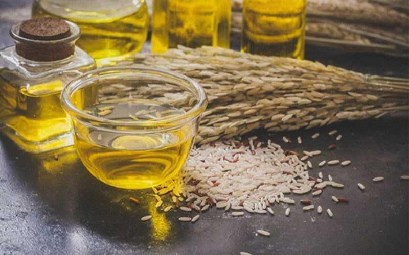 Thành phần dinh dưỡng của dầu gạo