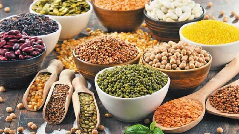 Các loại đậu cung cấp protein