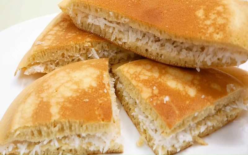 Bánh dừa xiêm