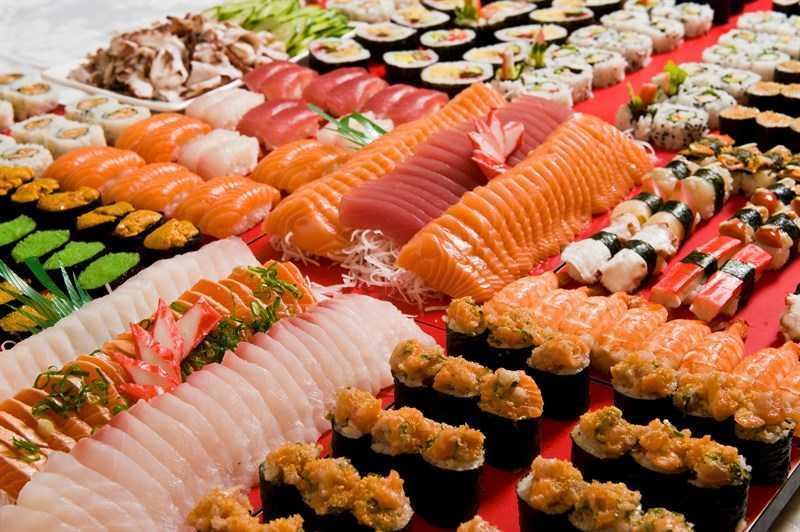 buffet theo món ăn dân tộc