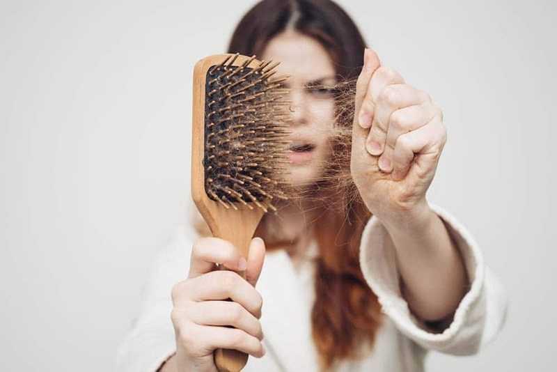 Ngăn rụng tóc