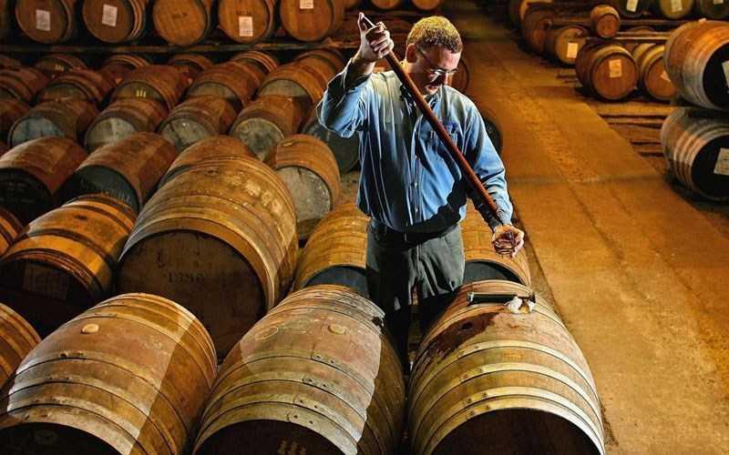Phương pháp sản xuất rượu whisky