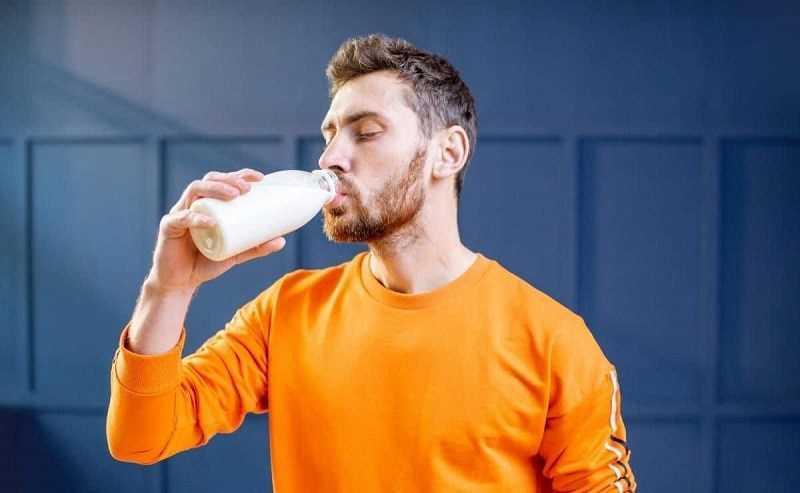Không chứa lactose