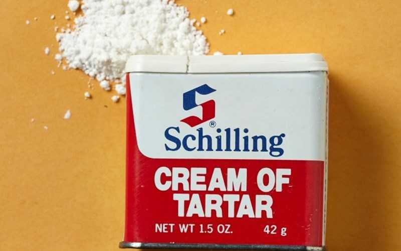 Cream of tartar có thể mua ở các tiệm bánh