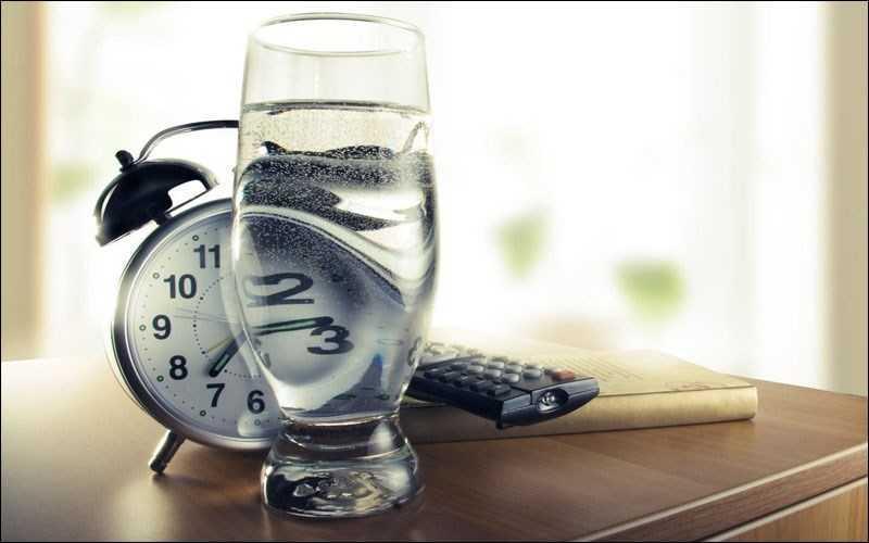 Chia ra uống nước đều và nhiều lần trong ngày