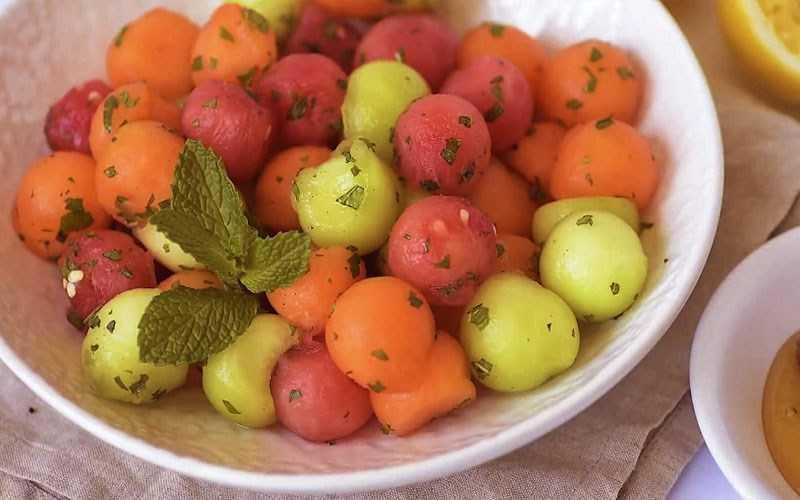 Salad dưa