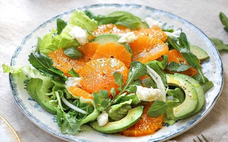 Salad quýt