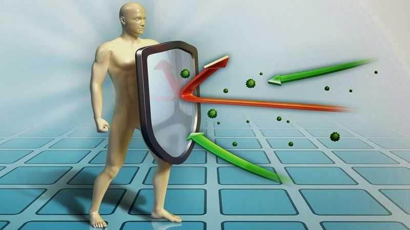 Cải thiện sức khỏe miễn dịch