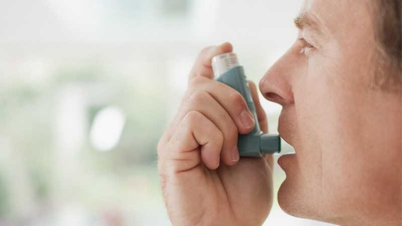 Giảm các triệu chứng hen suyễn