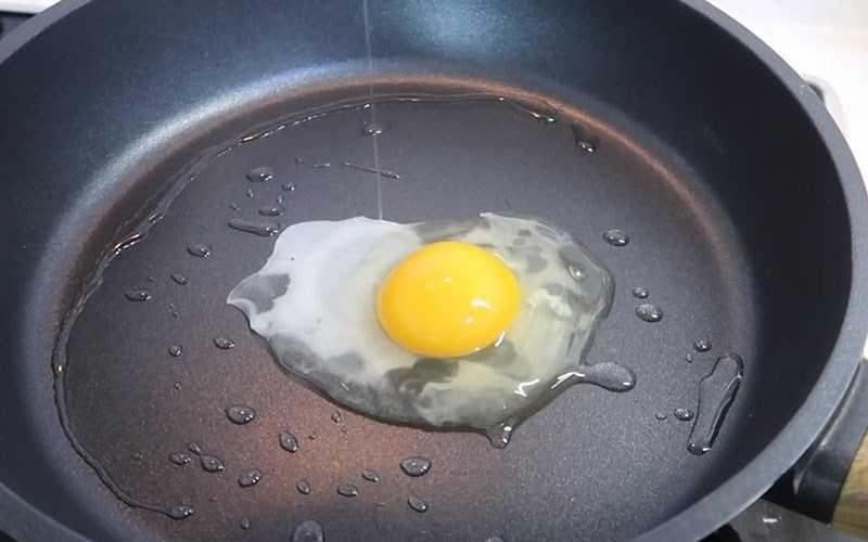 �ổ trứng chiên