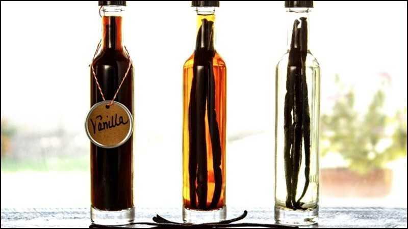 Tinh dầu vanilla