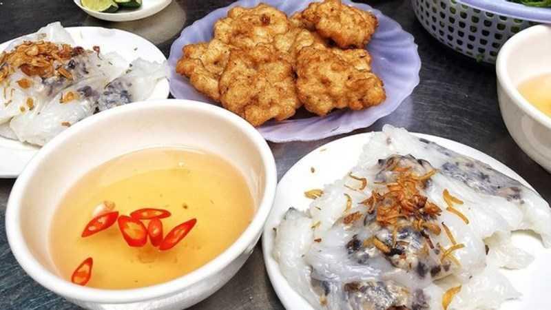 Bánh cuốn Quảng Ninh