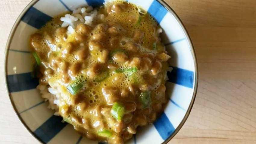 Cách ăn Natto