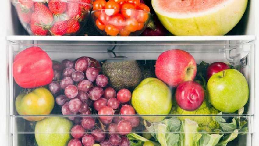 Cách bảo quản trái cây trong tủ lạnh