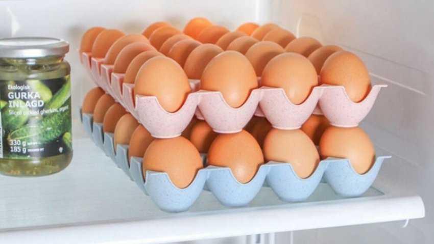 Nên cho trứng vào tủ lạnh