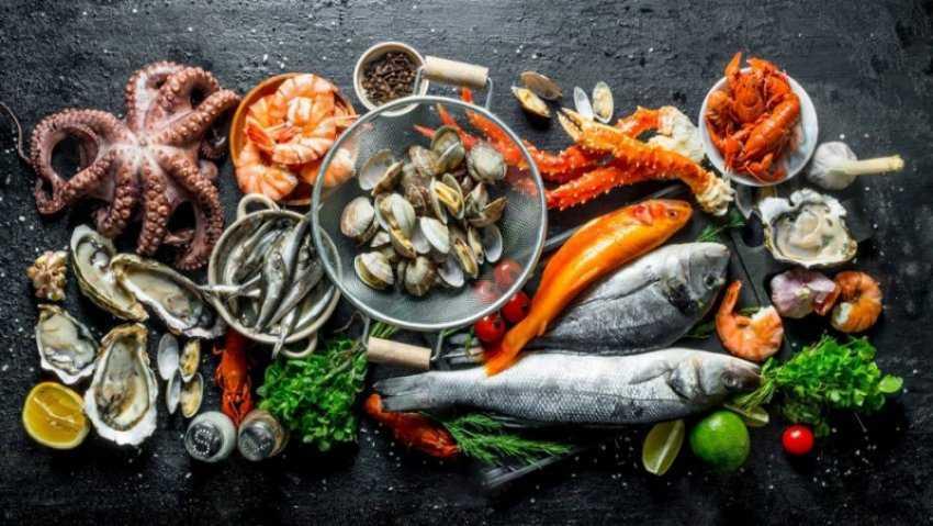Hải sản là gì?  Tên hải sản đặc sản Việt Nam