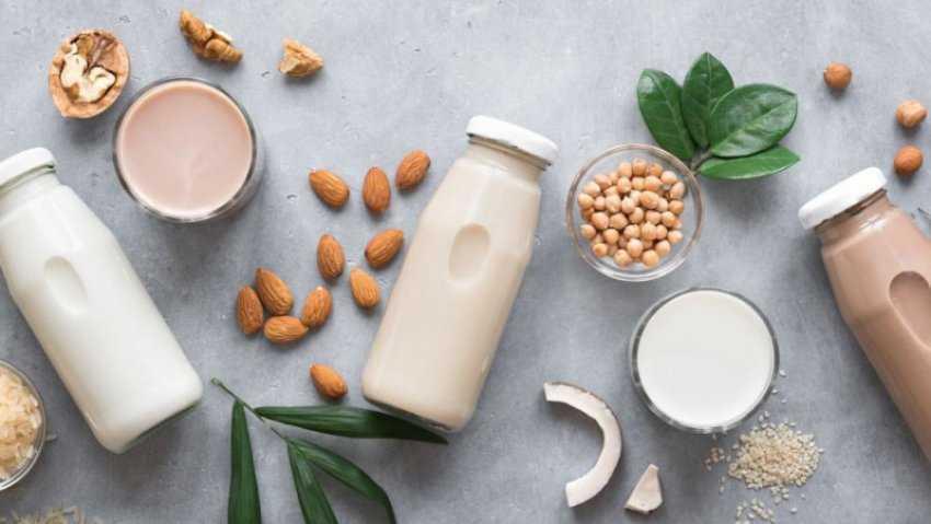 Tác dụng của sữa hạt