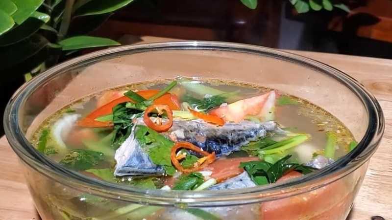 Cá bạc má nấu