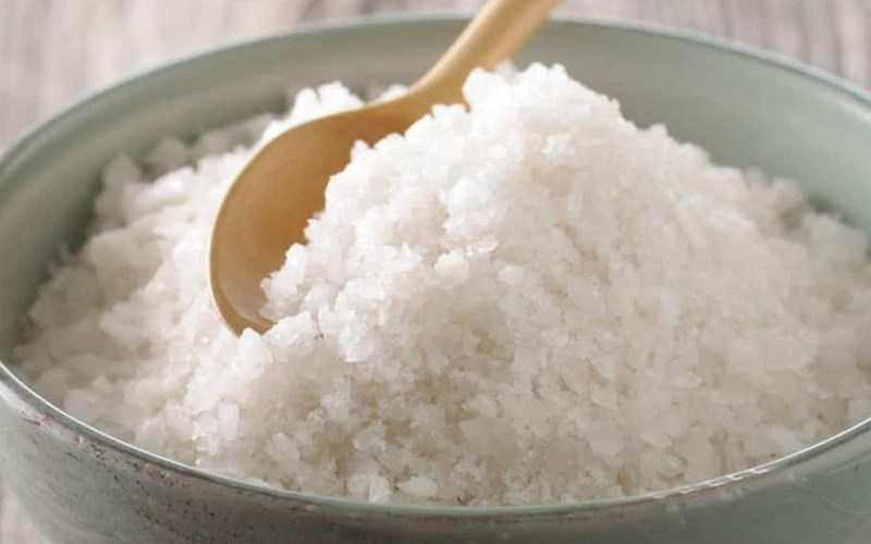 Dùng muối để bảo quản thịt