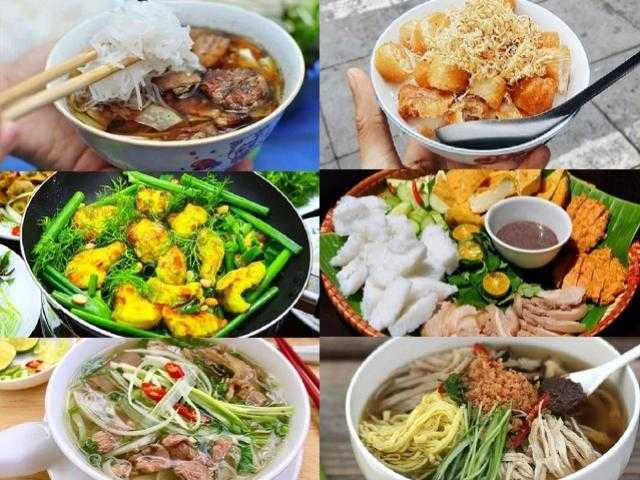 7 đặc sản Hà Nội nổi tiếng, trong đó có những món được Tổng thống Barack Obama khen ngợi
