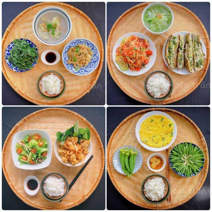 Ăn chay để tăng cường sức khỏe, 9X khoe loạt cơm chay chưa đến 60k / suất, ăn mặn ai cũng phải thèm - 8