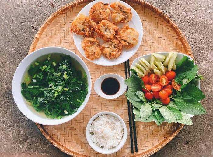 Ăn chay để tăng cường sức khỏe, 9X khoe loạt cơm chay giá dưới 60k / suất khiến người ăn mặn cũng phải thèm - 11