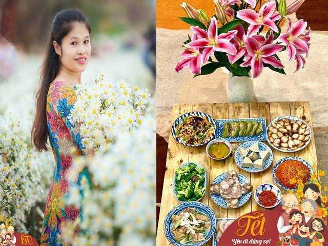 Mẹ Hà Nội tiết lộ bí quyết nấu ăn ngày Tết không sợ