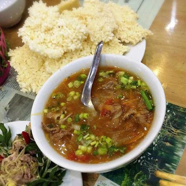 Về Ninh Bình thưởng thức món ngon dân dã, chỉ ăn với cơm cháy mà quên sầu - 3