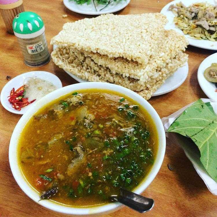 Về Ninh Bình thưởng thức món ngon dân dã, chỉ ăn với cơm cháy mà quên sầu - 1